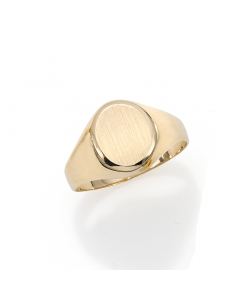Women's Statement Yellow Gold Ring 14k Yellow Gold | The Jewel In Giving