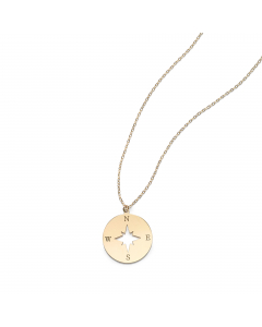 Women's Northstar Necklace 14k Yellow Gold | The Jewel In Giving